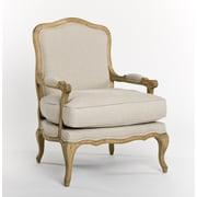 Zentique Inc. Bastile Lounge Arm Chair