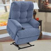 Med-Lift Petite Sleeper Reclining Lift Chair; Montego Sky