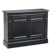 TVLIFTCABINET, Inc Chatham TV Stand; Black