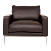 Jaxon Donovan Leather Arm Chair