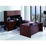 Conklin Office Furniture U-Shape Office Suite
