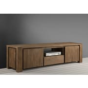 Urban Woodcraft Knightsbridge TV Stand; Natural