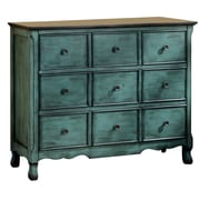 Hokku Designs Cyanne 3 Door Accent Chest