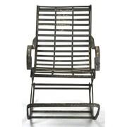 Zentique Inc. Iron Arm Chair