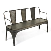 Zentique Inc. Adrienne Iron Arm Chair