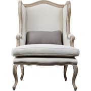 Wholesale Interiors Auvergne Arm Chair