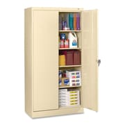 Tennsco 2 Door Storage Cabinet; Putty