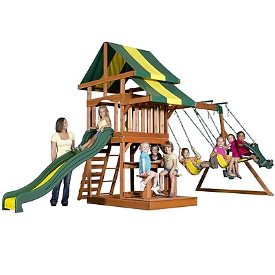 Backyard Discovery Independence Swing Set