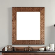 James Martin Furniture Mykonos Mirror; 42''H x 37''W x 1''D
