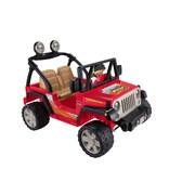 Fisher-Price Power Wheels Wrangler 12V Battery Powered Jeep
