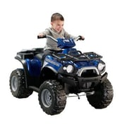 Fisher-Price Power Wheels Kawasaki Brute Force 12V Battery Powered ATV