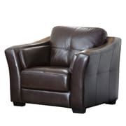 Abbyson Living Sydney Premium Leather Chair