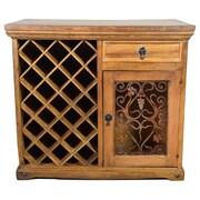 Artesano Home Decor 23 Bottle Wine Cabinet