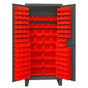 Durham Manufacturing 78'' H x 36'' W x 24'' D Cabinet; Red