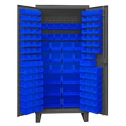 Durham Manufacturing 78'' H x 36'' W x 24'' D Cabinet; Blue