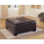 Woodhaven Hill Beckett Cocktail Ottoman