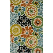 Rizzy Home Dimensions Collection New Zealand Wool Blend 9'x12' Multi-Colored (DIMDI267100040912)