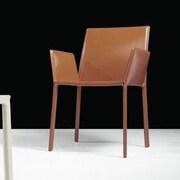Modloft Sanctuary Chair; Dark Beige
