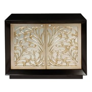 TheBradburnGallery Mirrored 2 Drawer Cabinet