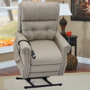 Med-Lift Two-Way Reclining Lift Chair; Charolette Dune