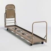 KI Furniture 650 lb. Capacity Caddy Chair Dolly