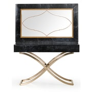 VIG Furniture A&X Aversa Console Table and Mirror Set