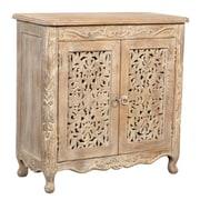 MOTI Furniture 2 Door Cabinet