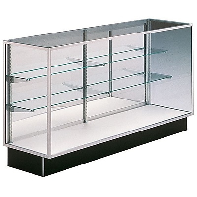 KC Store Fixtures Extra Vision Showcase; 38'' H x 70'' W x 20'' D WYF078278650788