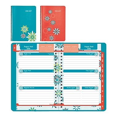 Blueline® 2016/2017 Academic Weekly/Monthly Planner, 8