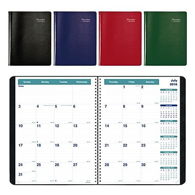 Brownline 2016/2017 Academic Monthly Planner, 11