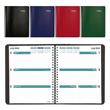Blueline® 2016/2017 Academic Weekly Planner, 9-1/4