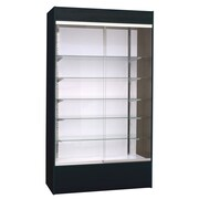 KC Store Fixtures Wall Display Case