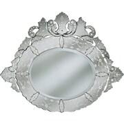 Venetian Gems Aurora Venetian Mirror