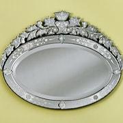 Venetian Gems Lea Large Wall Mirror