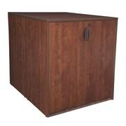 Regency Legacy 2 Door Storage Cabinet; Cherry