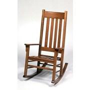 Mossy Oak Rocking Chair