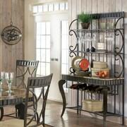 Steve Silver Furniture Hamlyn Baker's Rack
