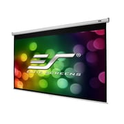 Elite Screens White 135'' Diagonal Manual Projection Screen; 135'' Diagonal, 16:9