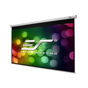 Elite Screens White 135'' Diagonal Manual Projection Screen; 135'' Diagonal, 4:3