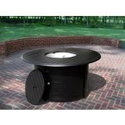 AZ Patio Heaters Extruded Aluminum Propane Fire Pit Table