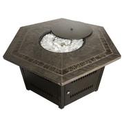 AZ Patio Heaters Propane Fire Pit Table
