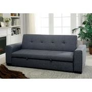 Hokku Designs Randy Pull Out Sleeper Futon Convertible Sofa