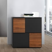 Bellini Modern Living Loft Accent Cabinet