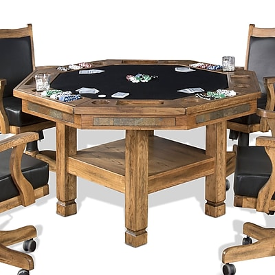 Sunny Designs Sedona Multi Game Table