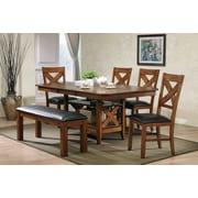 Ultimate Accents Lodge 5 Piece Dining Set