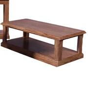 Forest Designs Console Table; Honey Oak