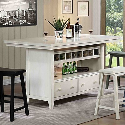 ECI Furniture Four Seasons Kitchen Island WYF078278477189