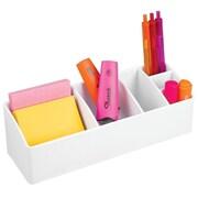 InterDesign Med+ Bathroom Medicine Cabinet Organizer