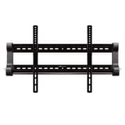 Bell'O Low Profile Flat Screen TV Wall Mount for TVs up to 80 Inch, Black (7610B)
