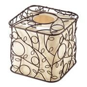 InterDesign Twigz Bath Facial Tissue Box Holder
